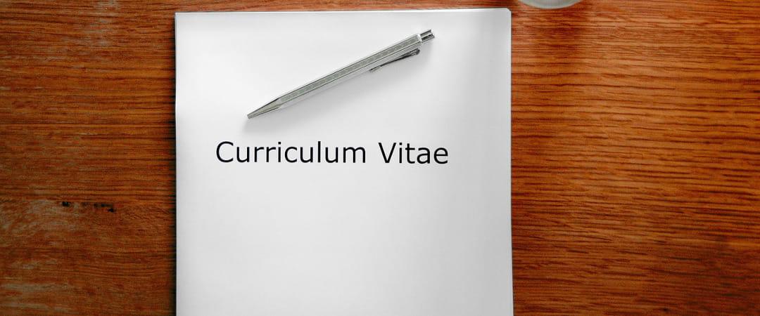 curriculum vitae España