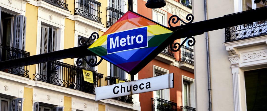 barrio chueca Madrid